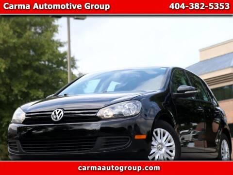 2012 Volkswagen Golf for sale at Carma Auto Group in Duluth GA