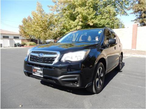 2017 Subaru Forester for sale at A-1 Auto Wholesale in Sacramento CA