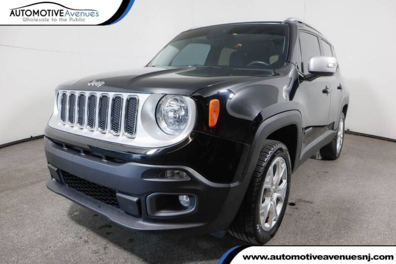 2017 Jeep Renegade for sale in Wall Township, NJ