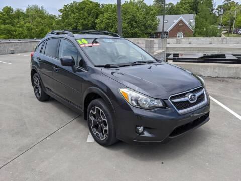 2014 Subaru XV Crosstrek for sale at QC Motors in Fayetteville AR
