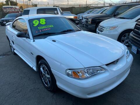 1997 Ford Mustang for sale at CAR GENERATION CENTER, INC. in Los Angeles CA