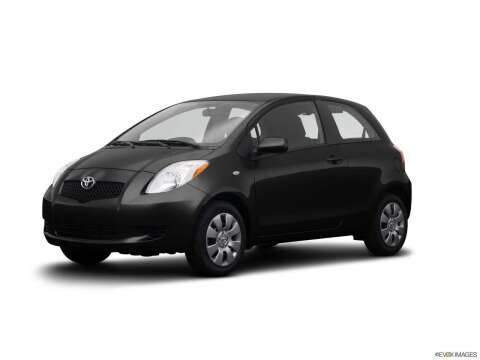 2008 Toyota Yaris for sale at Moser Motors Of Portland in Portland IN