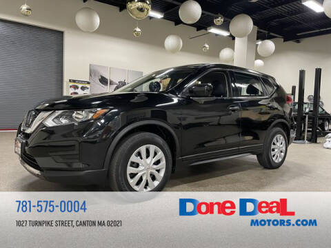2018 Nissan Rogue for sale at DONE DEAL MOTORS in Canton MA