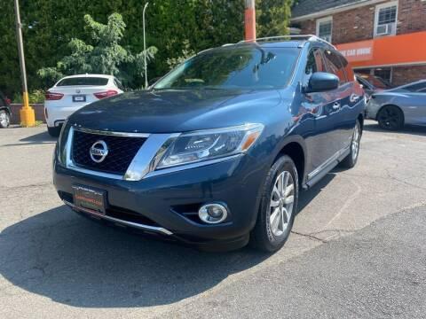 2013 Nissan Pathfinder for sale at Bloomingdale Auto Group in Bloomingdale NJ