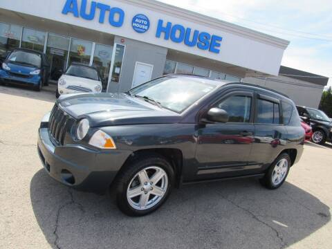 2008 Jeep Compass for sale at Auto House Motors in Downers Grove IL