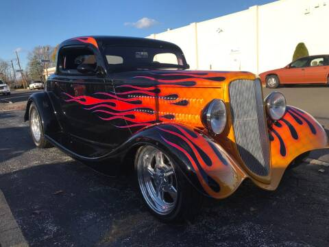 1933 Ford 3 Window Coupe for sale at C & C AUTO SALES in Riverside NJ