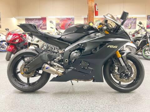 2017 Yamaha YZF-R6