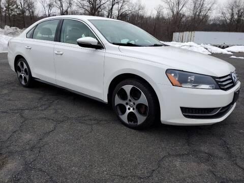 2012 Volkswagen Passat for sale at 518 Auto Sales in Queensbury NY