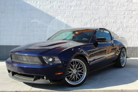 2012 Ford Mustang for sale at ALIC MOTORS in Boise ID