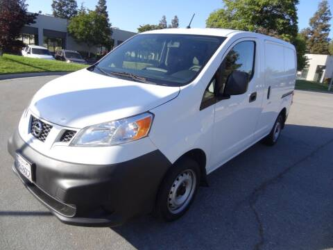 2017 Nissan NV200 for sale at Star One Imports in Santa Clara CA