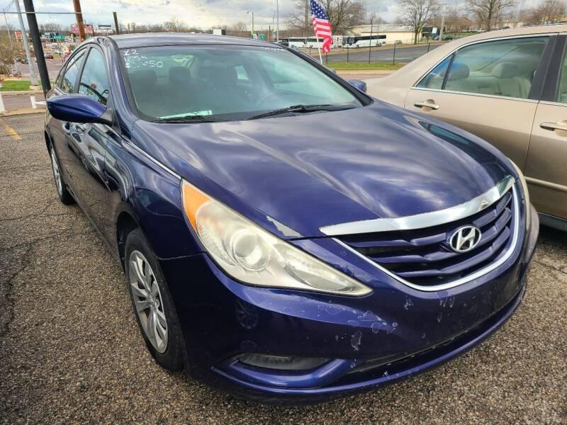 2012 Hyundai Sonata for sale at AA Auto Sales LLC in Columbia MO