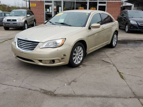 2011 Chrysler 200 for sale at Liberty Auto Show in Toledo OH