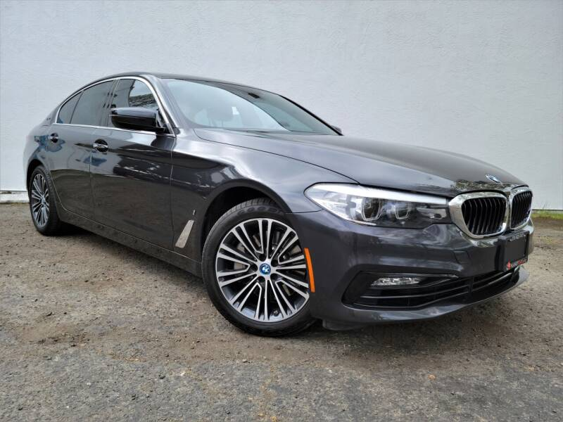 2018 BMW 5 Series for sale at Planet Cars in Berkeley CA