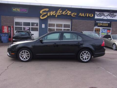 2011 Ford Fusion for sale at Empire Auto Sales in Sioux Falls SD