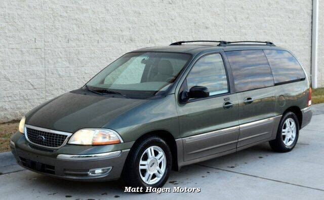 2002 Ford Windstar for sale in Newport, NC
