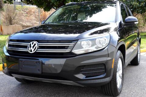 2016 Volkswagen Tiguan for sale at Prime Auto Sales LLC in Virginia Beach VA