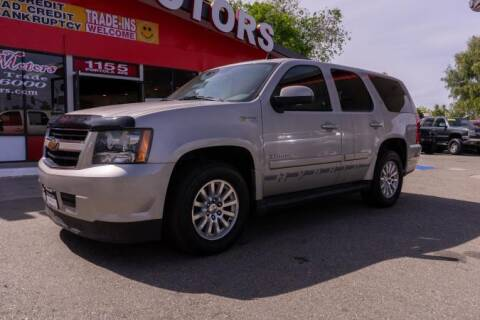 2008 Chevrolet Tahoe for sale at Phantom Motors in Livermore CA