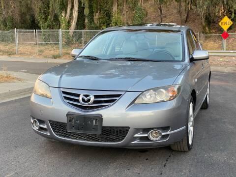 2004 Mazda MAZDA3 for sale at ZaZa Motors in San Leandro CA