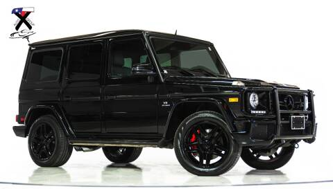 2015 Mercedes-Benz G-Class for sale at TX Auto Group in Houston TX