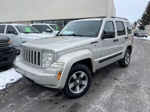 2008 Jeep Liberty for sale at Sedo Automotive in Davison MI