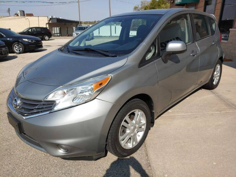 2014 Nissan Versa Note for sale at Auto Solutions of Rockford in Rockford IL