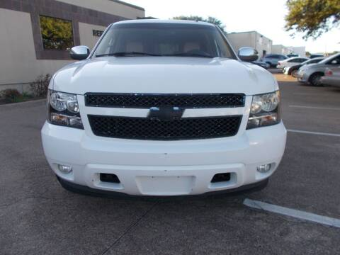 2007 Chevrolet Tahoe for sale at ACH AutoHaus in Dallas TX
