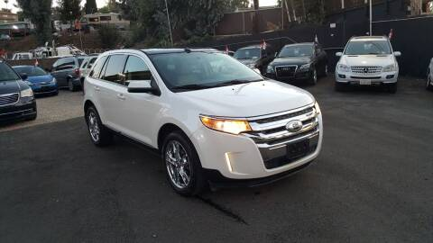 2013 Ford Edge for sale at Legend Auto Sales Inc in Lemon Grove CA