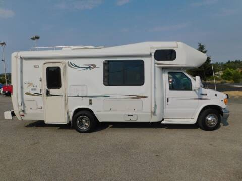 2001 DODGEN BORN FREE 24RB for sale at Gold Country RV in Auburn CA