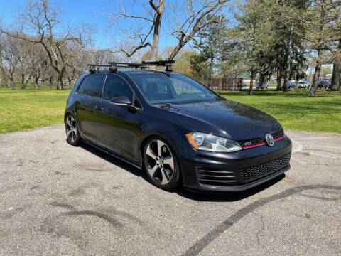 2016 Volkswagen Golf GTI for sale at Cars With Deals in Lyndhurst NJ