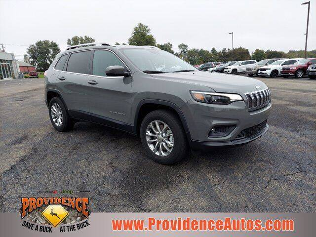 2021 Jeep Cherokee for sale in Quarryville, PA