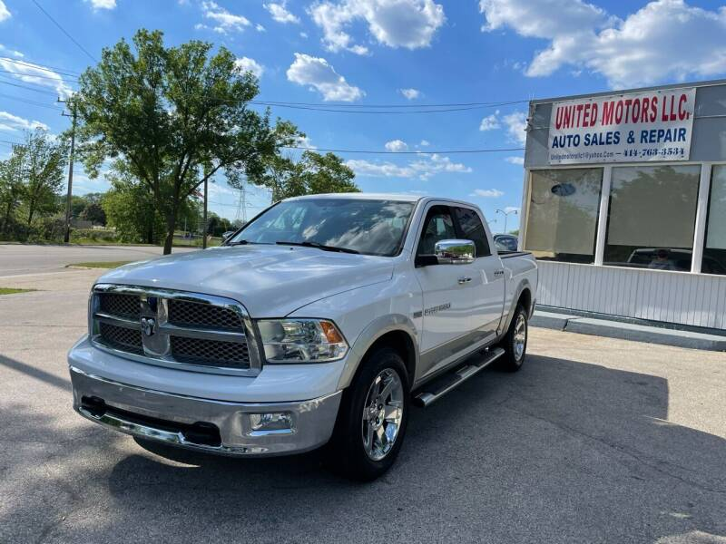 2011 RAM Ram Pickup 1500 for sale at United Motors LLC in Saint Francis WI