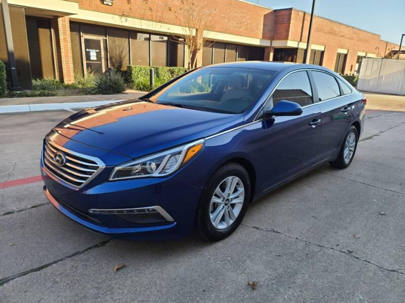 2015 Hyundai Sonata for sale at DFW Autohaus in Dallas TX