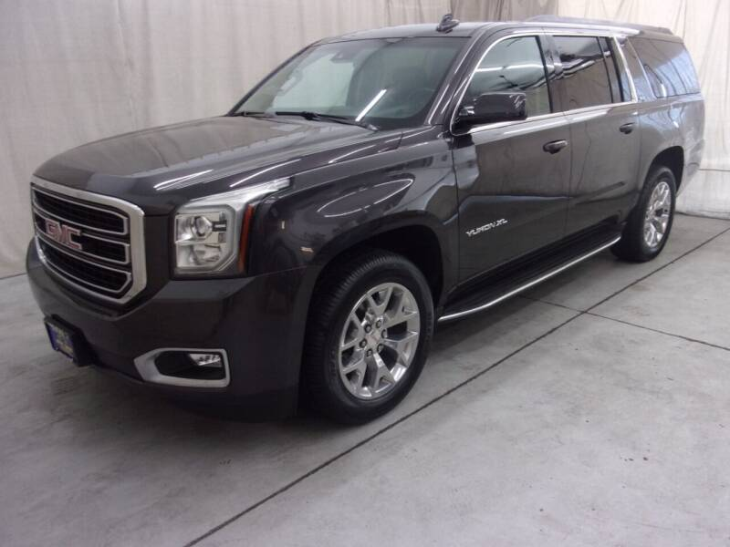 2015 GMC Yukon XL for sale at Paquet Auto Sales in Madison OH