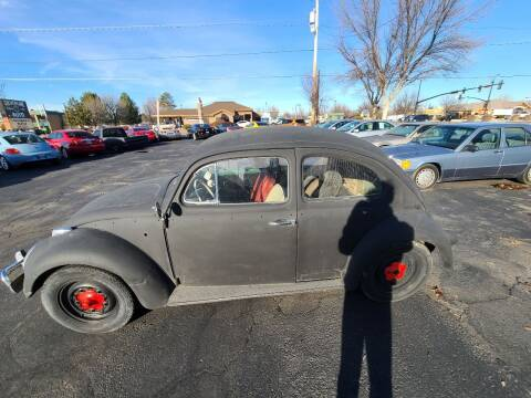 1960 Volkswagen Beetle for sale at Silverline Auto Boise in Meridian ID
