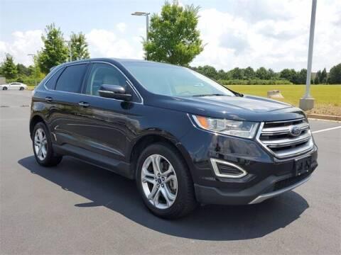 2017 Ford Edge for sale at Southern Auto Solutions - Lou Sobh Kia in Marietta GA