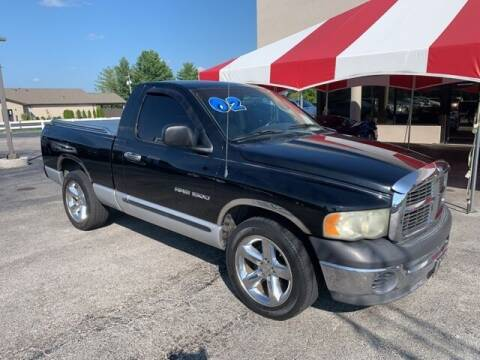 2002 Dodge Ram Pickup 1500 for sale at Tim Short Auto Mall in Corbin KY