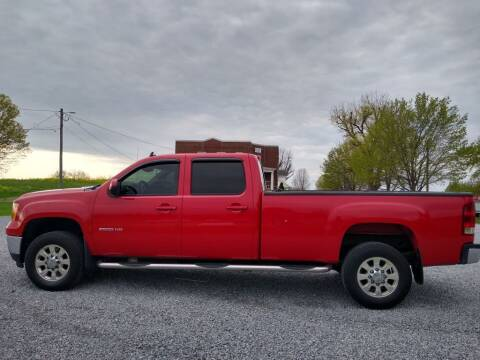 2011 GMC Sierra 2500HD for sale at Dealz on Wheelz in Ewing KY