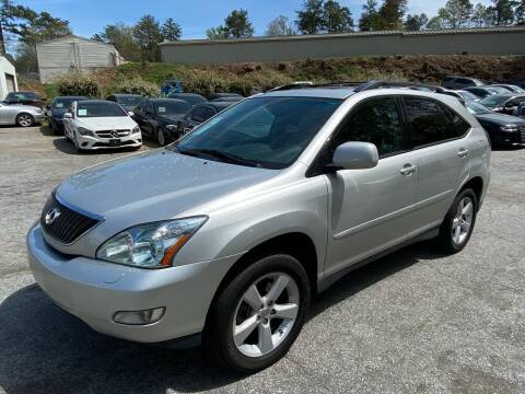 2007 Lexus RX 350 for sale at Car Online in Roswell GA
