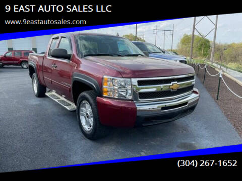 2009 Chevrolet Silverado 1500 for sale at 9 EAST AUTO SALES LLC in Martinsburg WV