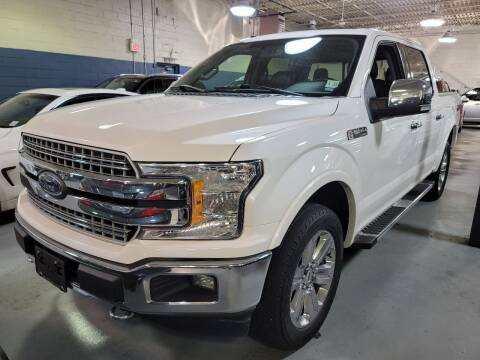 2018 Ford F-150 for sale at AW Auto & Truck Wholesalers  Inc. in Hasbrouck Heights NJ