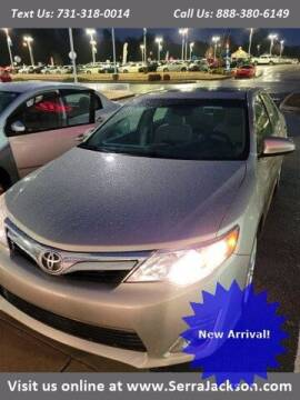 2013 Toyota Camry for sale at Serra Of Jackson in Jackson TN