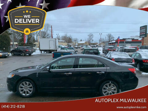 2012 Lincoln MKZ for sale at Autoplex 2 in Milwaukee WI
