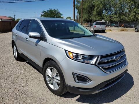 2016 Ford Edge for sale at CHURCHILL AUTO SALES in Fallon NV