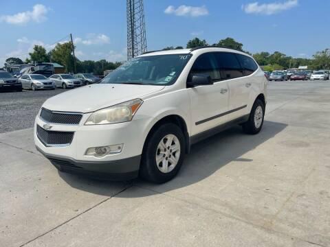 2010 Chevrolet Traverse for sale at Bayou Motors Inc in Houma LA