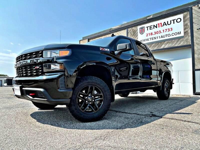 2019 Chevrolet Silverado 1500 for sale at Ten 11 Auto LLC in Dilworth MN