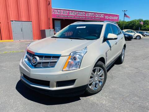 2011 Cadillac SRX for sale at LUXURY IMPORTS AUTO SALES INC in North Branch MN