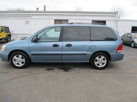 2007 Ford Freestar for sale at KEY USED CARS LTD in Crystal Lake IL