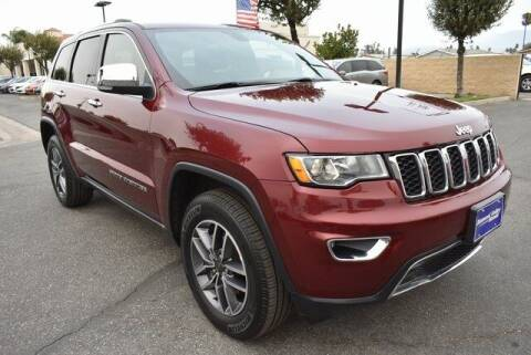2019 Jeep Grand Cherokee for sale at DIAMOND VALLEY HONDA in Hemet CA