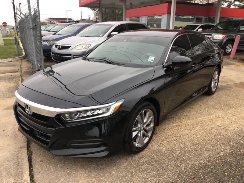 2018 Honda Accord for sale at Baton Rouge Auto Sales in Baton Rouge LA