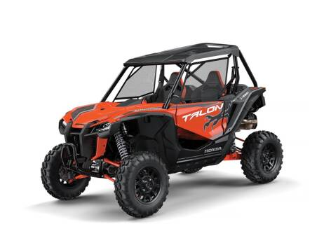 2021 Honda Talon X for sale at Honda West in Dickinson ND